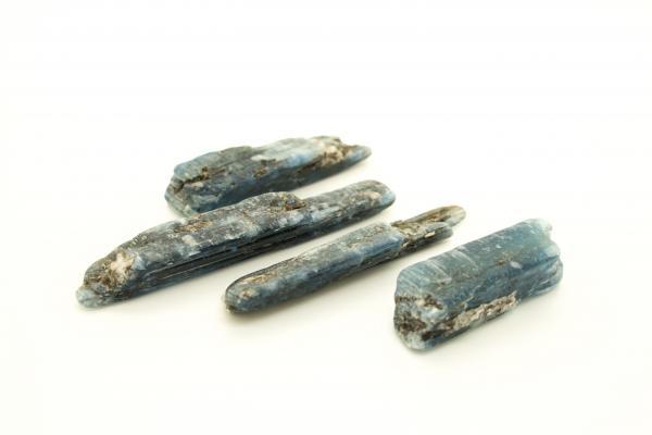 Aluminium Silicate - Kyanite - Gemstones - Inala Nature Museum