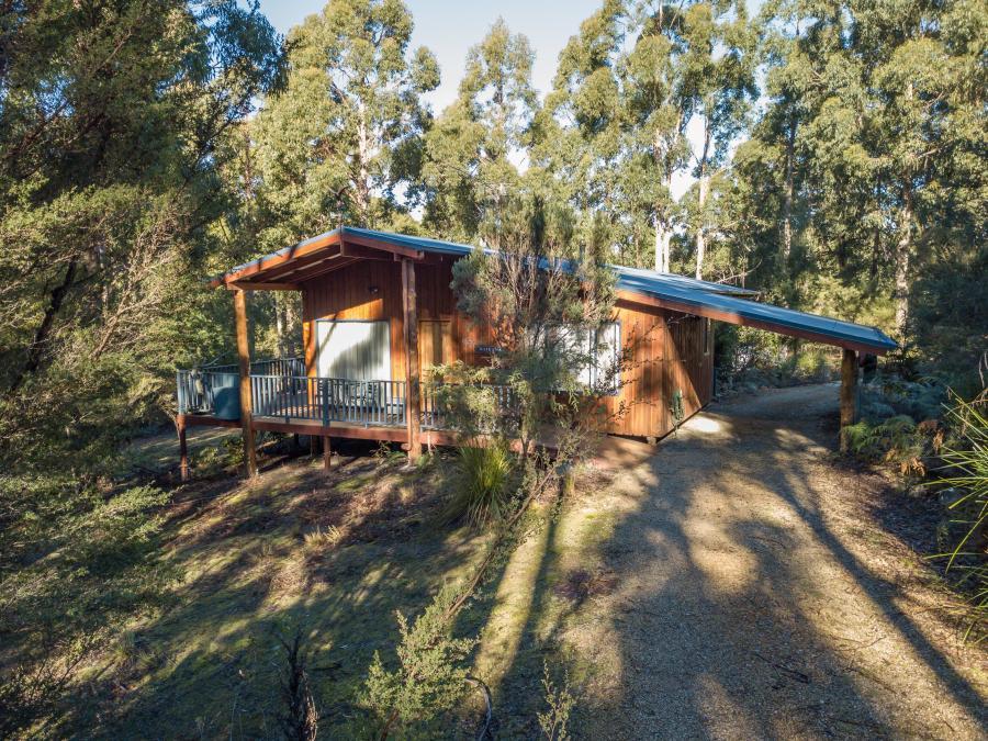 Nairana Cottage - Inala Nature Tours - Inala Country Accommodation - Brad Moriarty / Pademelon Creative