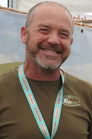 Steve Davidson - Specialist Guide - Inala Nature Tours