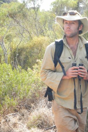 Angus McNab - Guide for Inala Nature Tours